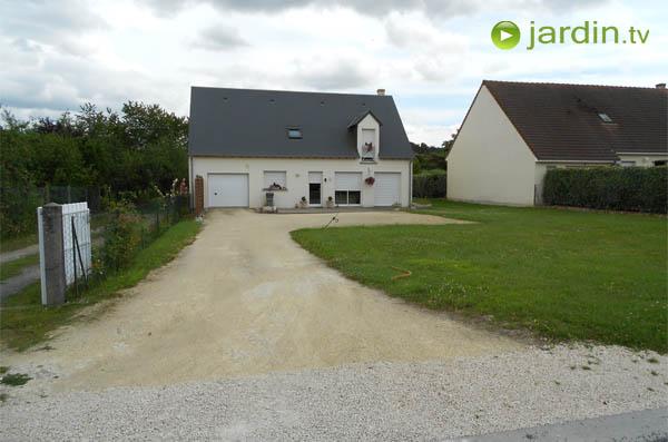 avant Amboise Paysage Jardin.tv